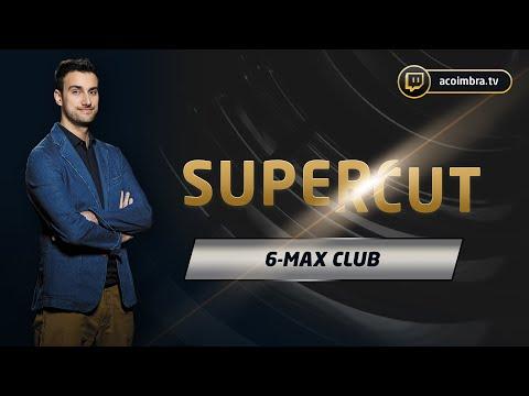 Supercut 6-Max Club (2020-09-23) 🏆 | André Coimbra
