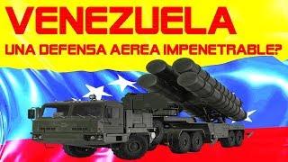 VENEZUELA ¿Una Defensa Antiaérea Impenetrable?