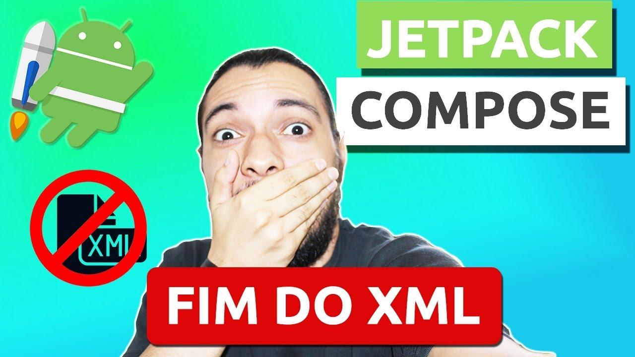 JETPACK COMPOSE E LIVE PREVIEW: O FIM DOS LAYOUTS XML