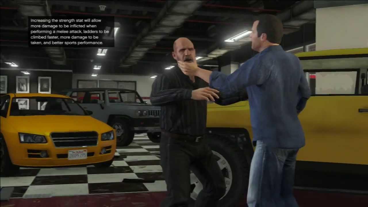 Grand Theft Auto V (GTA 5) Walkthrough Part 7