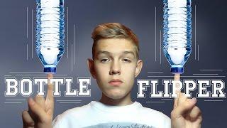 30 НЕВЕРОЯТНЫХ ТРЮКОВ С БУТЫЛКОЙ! Water Bottle Flip Challenge feat. Max, Andrew Hack, Dumpling