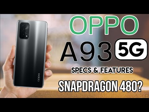 Oppo A93 5G - Snapdragon Na din? • Price Philippines & Specs   AF Tech Review