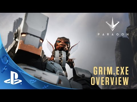 Paragon - GRIM.exe Overview Video | PS4
