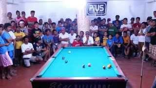 """Acis """"Ado"""" Tadique Vs Efren """"Bata"""" Reyes (Lianas Mall,Batangas) Part 2"""