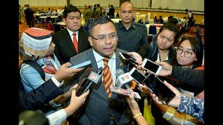 Selangor Mb: If Adhif Broke The Law, He Must Face The Music