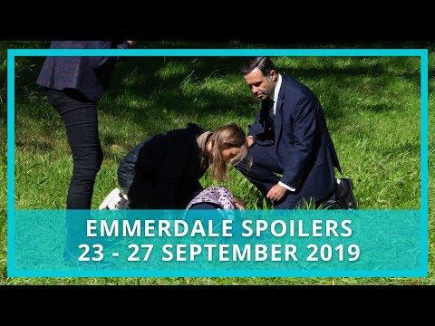 Emmerdale spoilers: 23-27 September 2019
