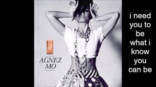 AGNEZ MO - Things Will Get Better [KaraokeVersion]