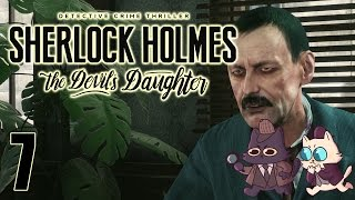 High Speed Translating - Sherlock Holmes: The Devil's Daughter Part 7