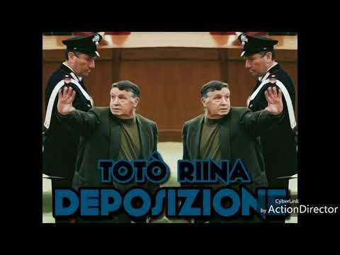 Totó Riina Deposizione (Palermo 1993)