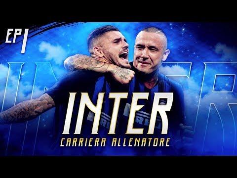 SI COMINCIA!! SOGNO MODRIC POSSIBILE?? CARRIERA ALLENATORE INTER EP.1 FIFA19