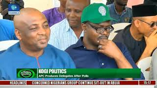 News Across Nigeria: APC Conducts Delegate Elections In Kogi