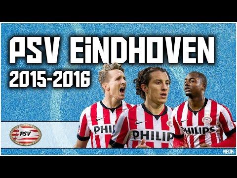 PSV Eindhoven - Season Promo   2015-2016   ᴴᴰ