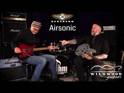 The Reverend Airsonic  •  Wildwood Guitars
