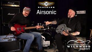 Baixar The Reverend Airsonic  •  Wildwood Guitars