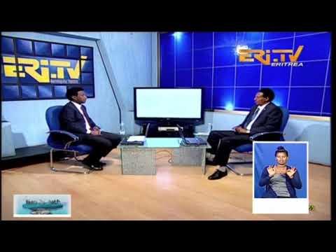ERi-TV ዶክተራት ኣብ ስቱዲዮ - Interview with health professional Mr. Neserab Gebremariam on Eye Problems