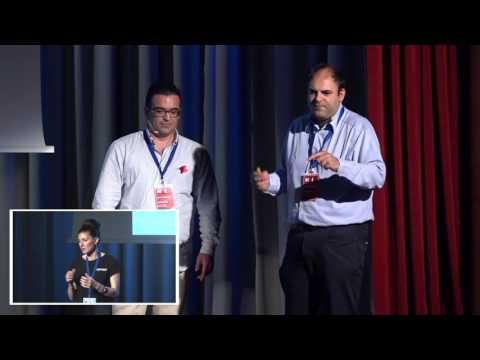 Health is the greatest wealth | Alexandros Tzallas & Markos Tsipouras | TEDxUniversityofIoannina