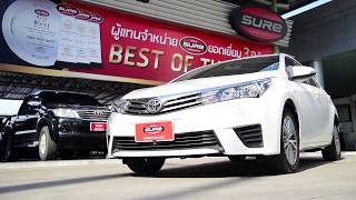 Toyota summit : review use car