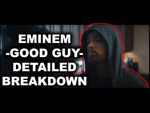 Eminem's Good Guy Explained | Kamikaze Mp3