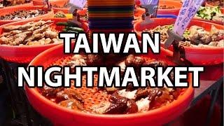Taiwanese Night Market  | Tainan
