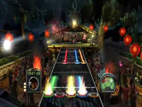 Universal Mind guitar hero gameplay (94%)