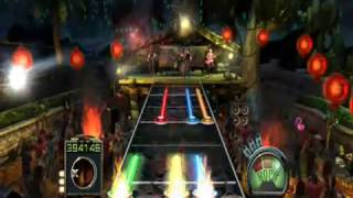 Universal Mind guitar hero gameplay (94%)