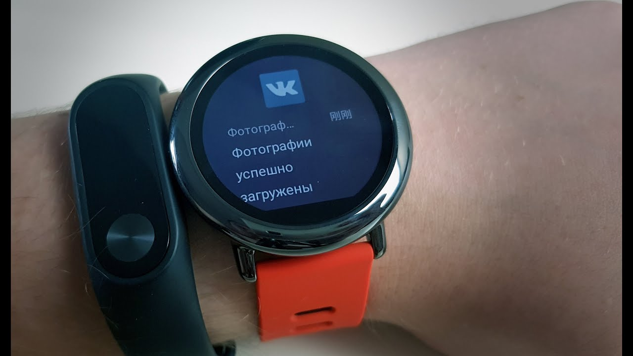 Smart watch KW18 - YouTube