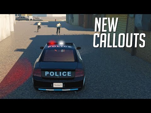 Flashing Lights - New Police Callouts |