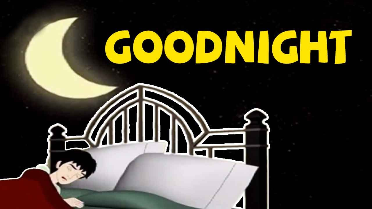 Popular Cartoon Rhyme Good Night Rhyme With Lyrics 3d