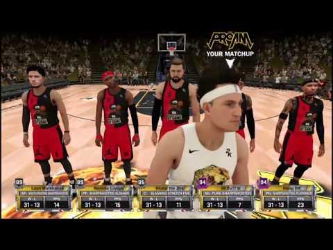 Team Caution vs Big Time Channel Debut NBA 2k Comp Games MPBA season