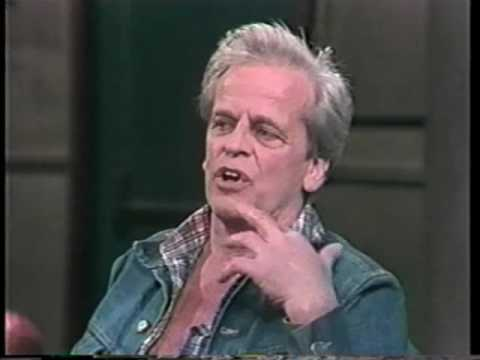 Klaus Kinski on Late Night, March 24, 1983