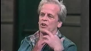 Klaus Kinski on Letterman, March 24, 1983