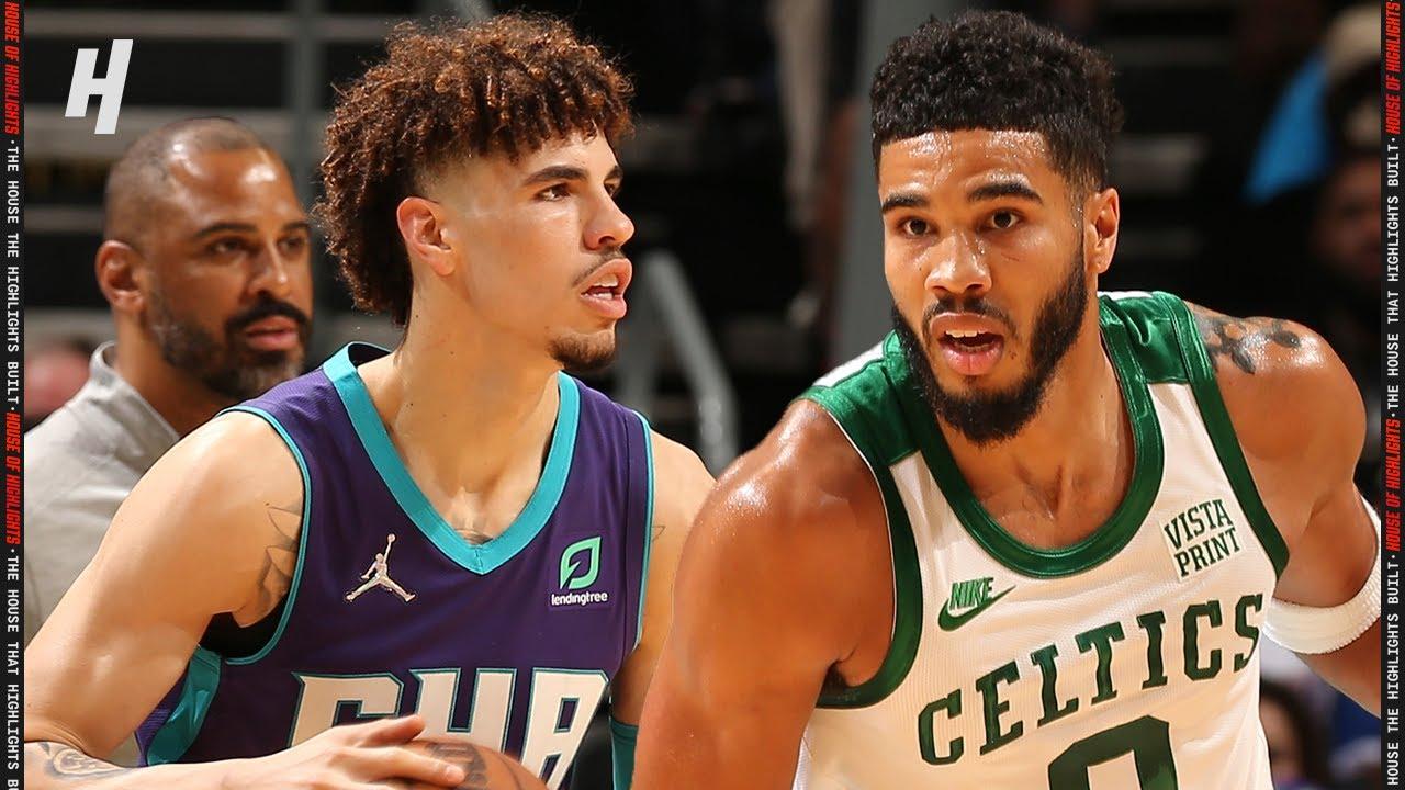 Game stream: Boston Celtics vs. Charlotte Hornets