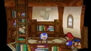 Let's Play Paper Mario | 05 | Reaching Toad Town