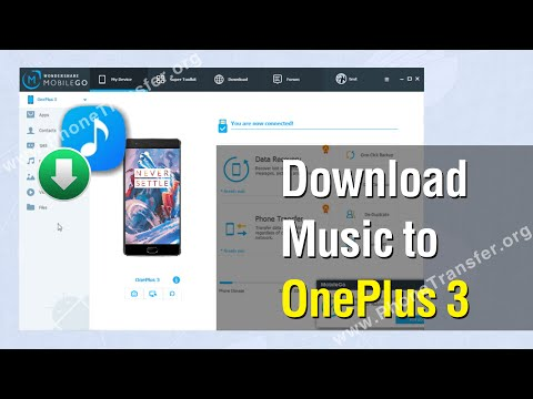 How to Free Download Music to OnePlus 3 With High Quality, Get Free Music to OnePlus 3T