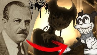 ¿JOEY DREW FUE REAL? ¿BENDY REALMENTE EXISTIÓ? INCREÍBLE !! | Bendy And The Ink Machine
