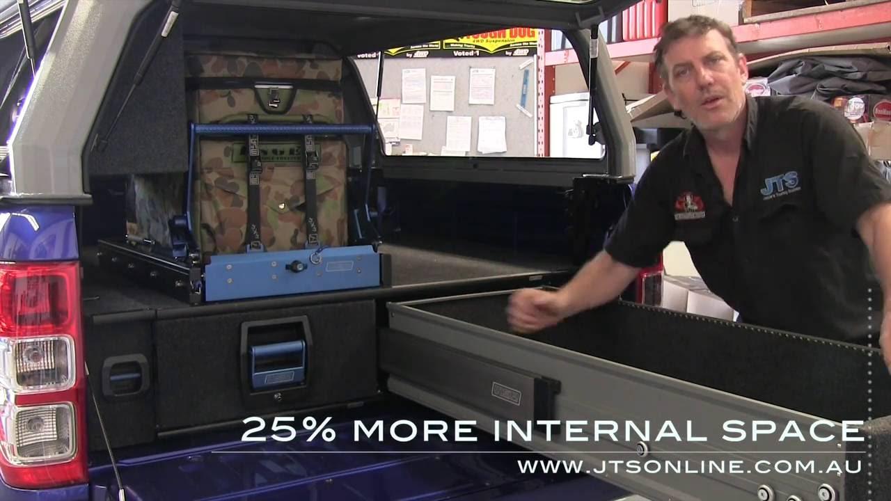 Ford Ranger Msa Drawer System Msa Claim Australia S Best