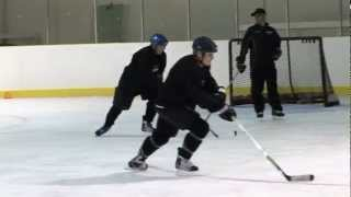 Summer Hockey Camp '10 with the PowerSkating Academy