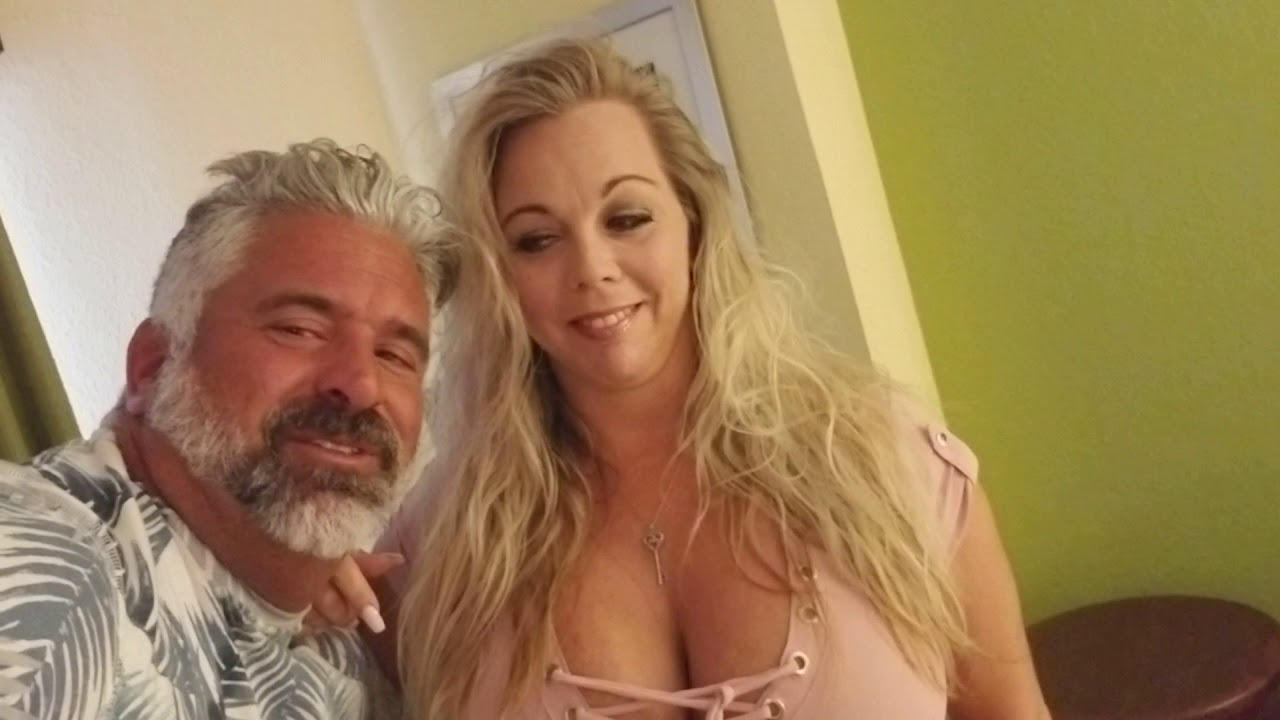 amber lynn bach & king of ct promo for pinups - youtube