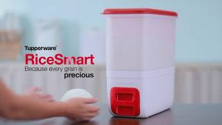 Rice Smart - Rice Dispenser | Tupperware Singapore