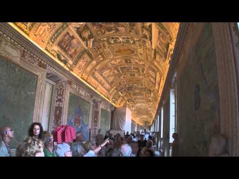 Vatican Museum & St.Peter Tour 9 minutes
