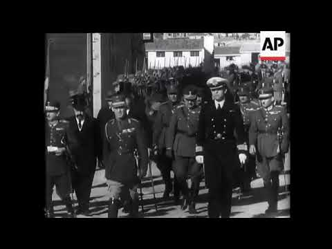 Download King of the Hellenes With The Army (1935)