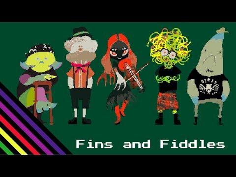 Fins & Fiddles 8BIT  Splatoon 2
