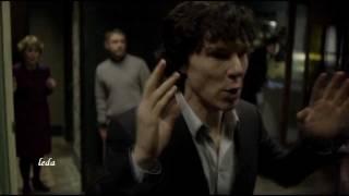 Шерлок из камеди клаба.