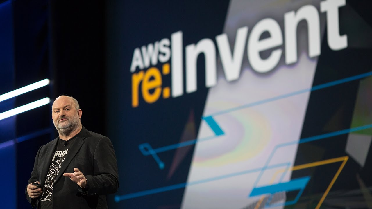 AWS re:Invent 2014 | Day 2 Keynote with Werner Vogels - YouTube