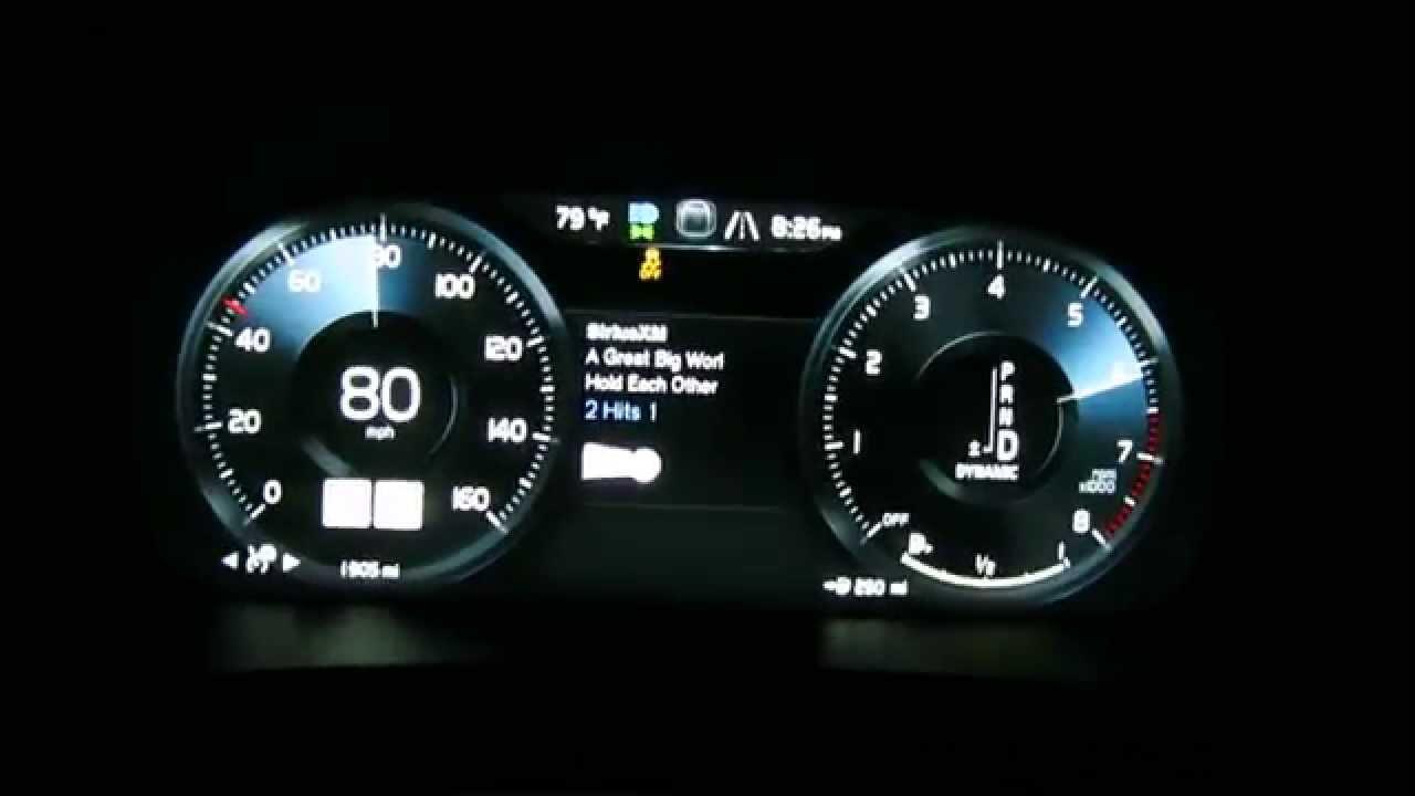 2016 Volvo XC90 T6 AWD 0-60 mph (0-100 km/h) - YouTube