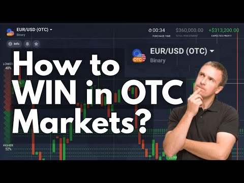 How to trade otc binary options