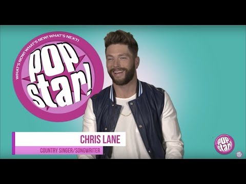 Chris Lane Talks About 'Girl Problems!' - POPSTAR EXCLUSIVE