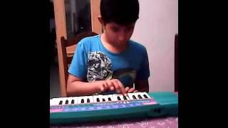 National Anthem Played by Ubaid malik   Video Dailymotion