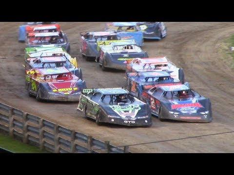 "Crate Late Model Feature | Little Valley Speedway | Mike ""Duke"" DuClon Memorial 