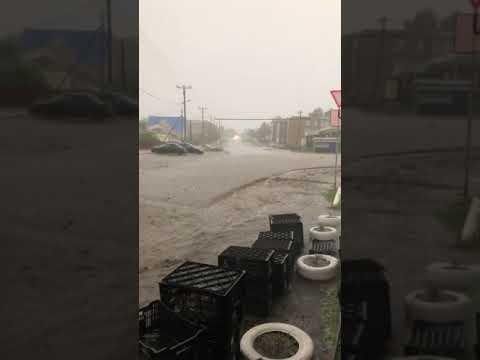 ураган в Жердевке